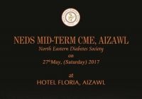 NEDS Mid - Term CME, Aizwal